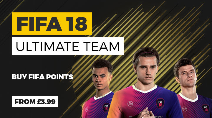 FIFA points at Game.co.uk