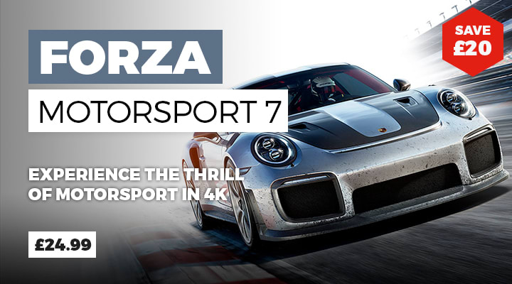 Forza 7 Offer
