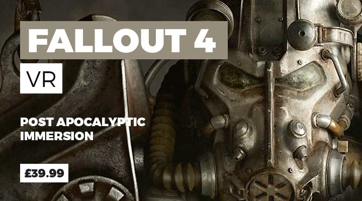 Fallout 4 VR for PC - Buy now at GAME.co.uk