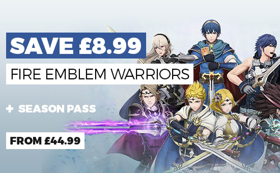 Fire Emblem Warriors plus Season Pass from £44.99 - Buy Now at GAME.co.uk
