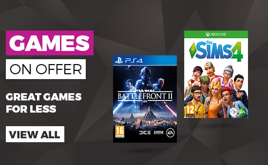 Games on Offer at GAME.co.uk