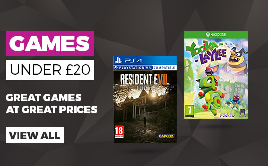 Games Under £20 at GAME.co.uk