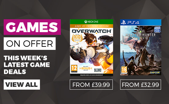Games on Offer - View All