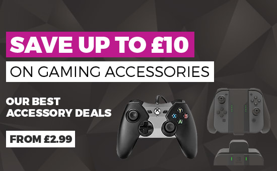 Accessory Offers - Buy Now at GAME.co.uk