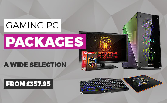 Gaming PC Packages - Buy Now at GAME.co.uk