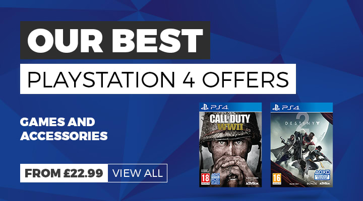 PS4 Games on Offer at GAME.co.uk