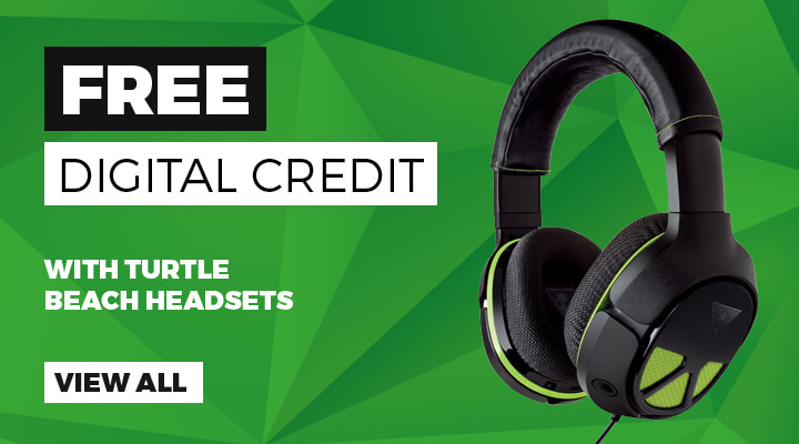 Free Digital Credit with Turtle Beach Headsets