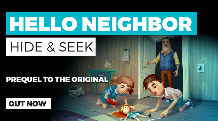 Hello Neighbour - Buy Now