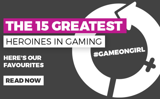 15 Greatest Heroines in Gaming - Buy Now at GAME.co.uk