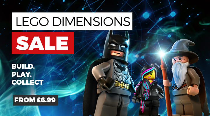 LEGO Dimensions on Offer