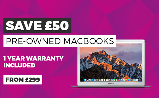 Used Macbook Deals - Buy Now at GAME.co.uk