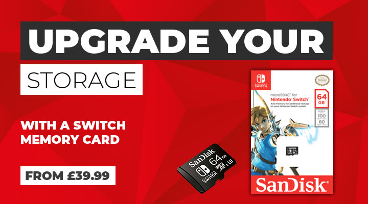 Nintendo Switch SD cards - Nintendo Switch