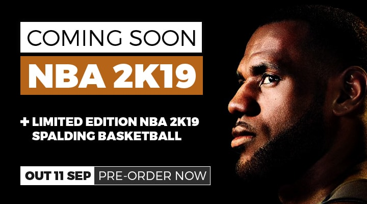 NBA 2K19 on Xbox One