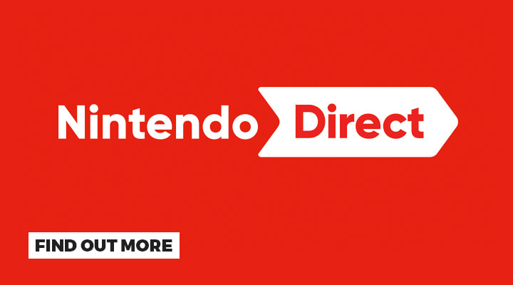 Nintendo Direct - Check out the latest announcements
