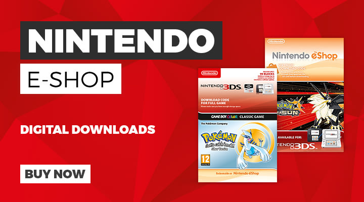 Nintendo eShop Digital Downloads on 3DS