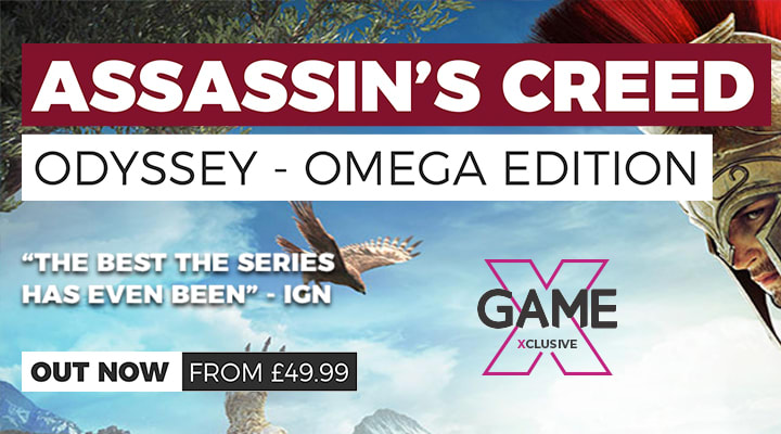 Assassins Creed Odyssey Omega