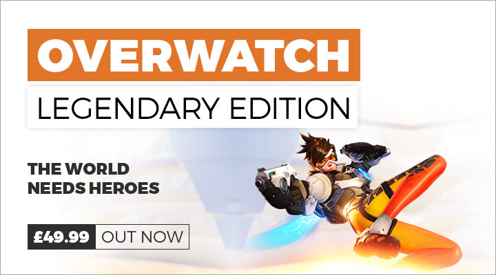 Overwatch Legendary Edition - Out Now