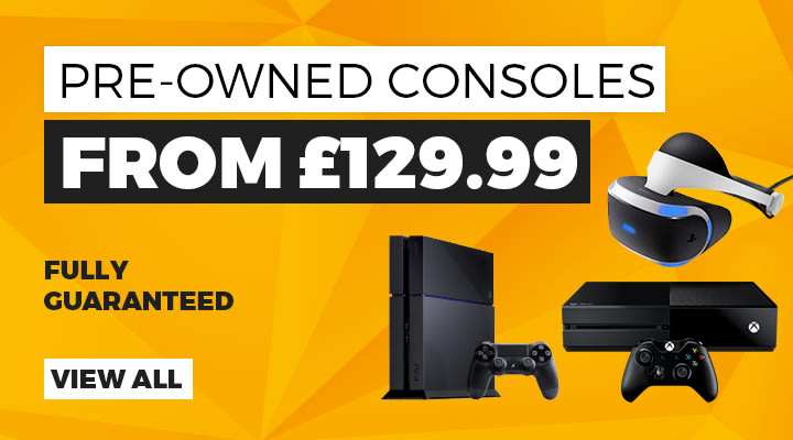 Pre-owned Console at GAME.co.uk!
