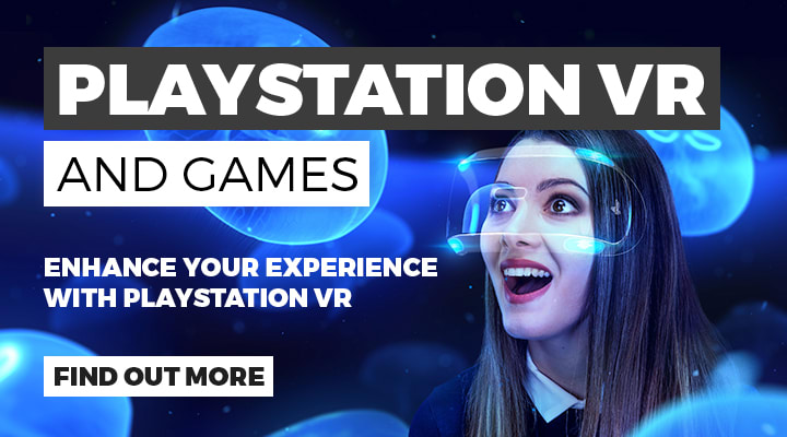 PlayStation VR at GAME.co.uk