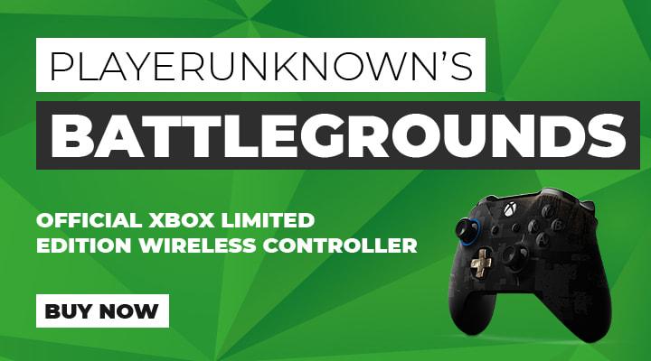 Xbox One PUBG Controller