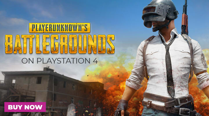 PlayerUnknown's Battlegrounds - Out Now