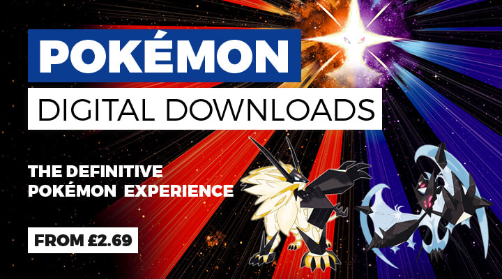 Pokemon Digital Downloads