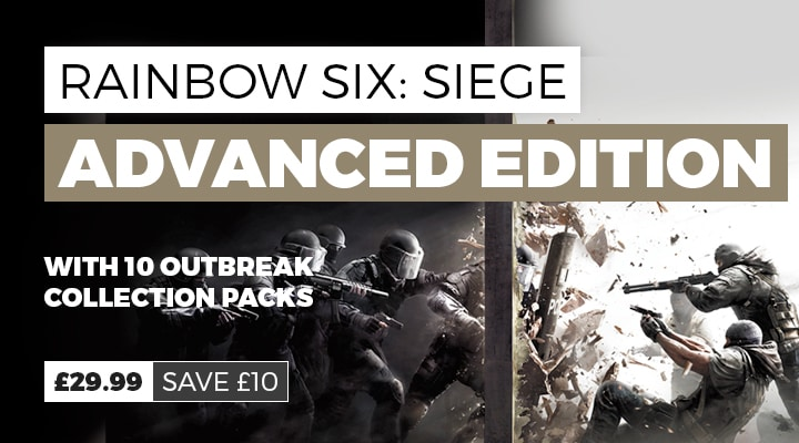 Rainbow 6 Advanced Offer at GAME.co.uk