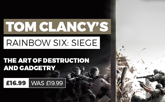 Rainbow 6 Siege on offer at GAME.co.uk