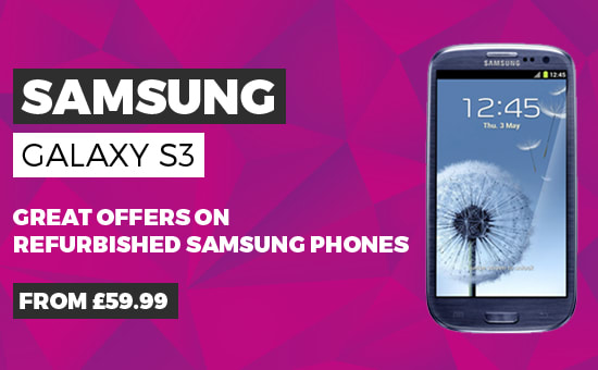 Refurbished Samsung Phones - Buy Now at GAME.co.uk