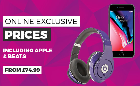 iPhone & Beats Studio Offers - Buy Now at GAME.co.uk
