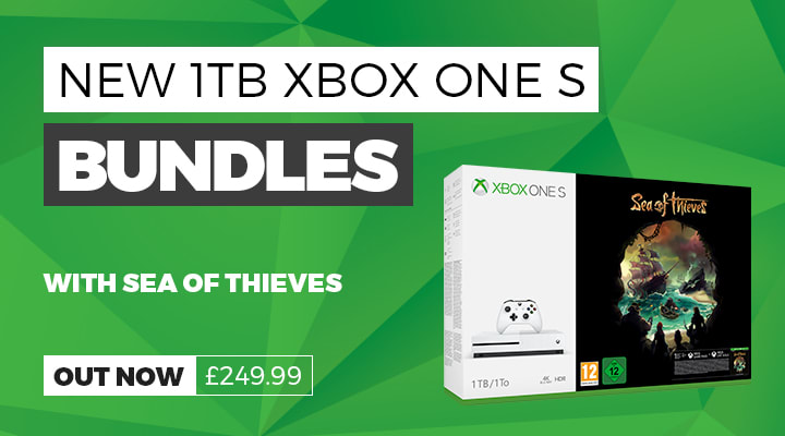 Sea of Thieves Console Bundles