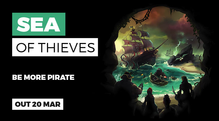 Sea of Thieves Pre Order