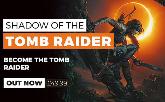 Shadow of The Tomb Raider on Xbox One