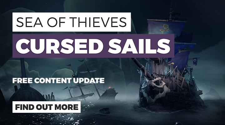 Sea of Thieves Content Update