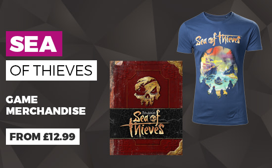 Sea of Thieves Merchandise - Buy Now at GAME.co.uk