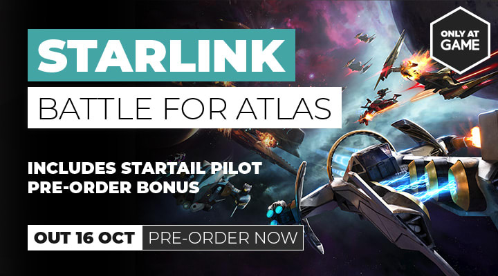 Starlink on Nintendo Switch