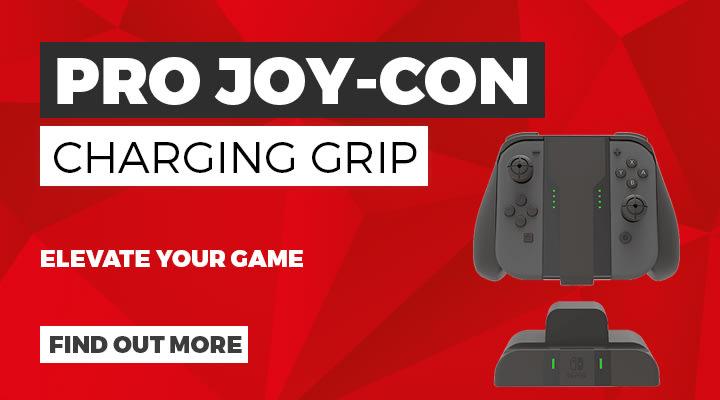 Nintendo Switch Pro Joy-Con Charging Grip