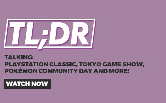 TL;DR: Talking Playstation Classic, Tokyo Game Show, Pokémon Community Day & More