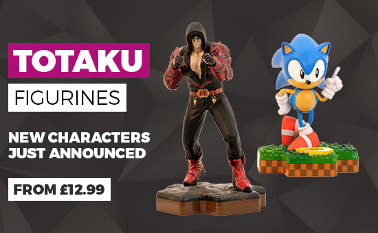 Totaku Figurines - Iconic Playstation Characters - Pre-order Now at GAME.co.uk