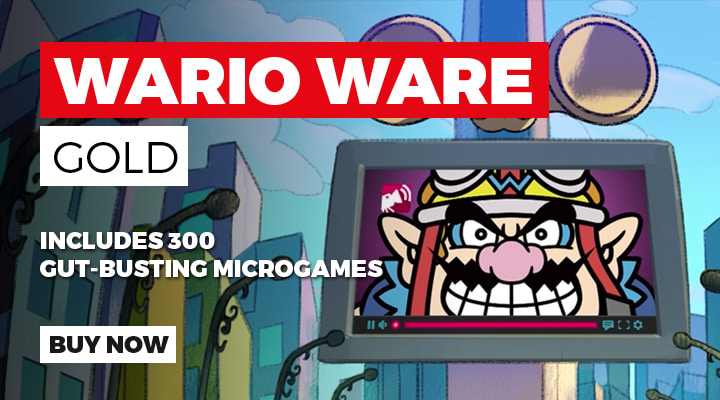 WarioWare Gold on Nintendo 3DS
