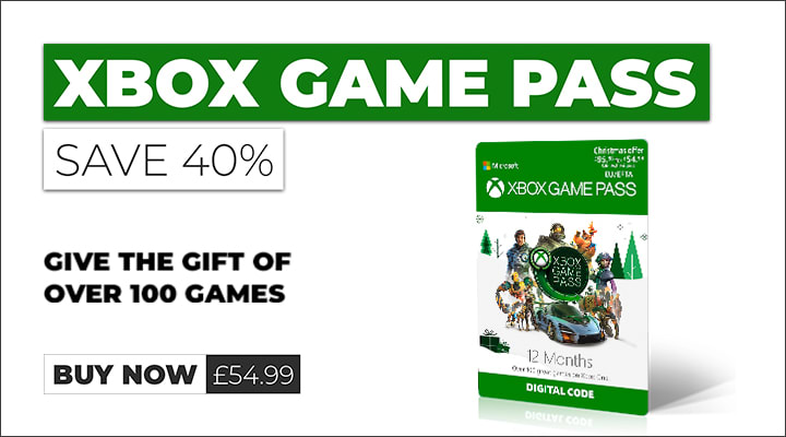 40% Off 12 Months Xbox Game Pass