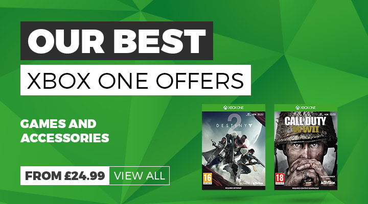 Our Best Xbox One Game Offers