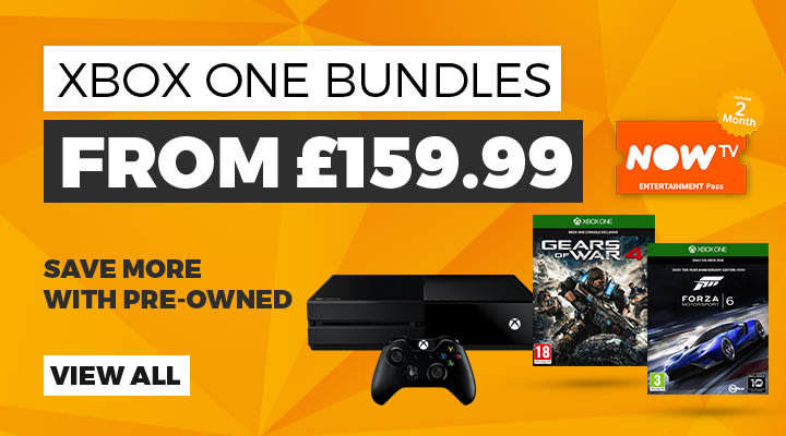 pre owned consoles at GAME.co.uk