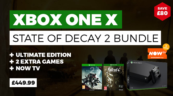 State of Decay 2 Xbox One X Bundle