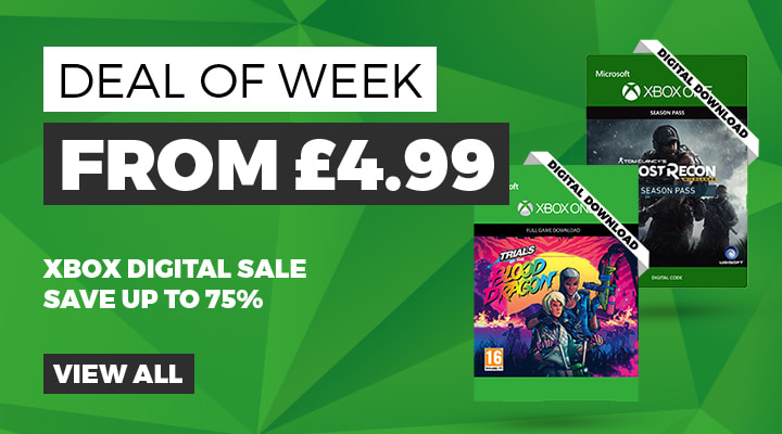 Xbox Digital Sale