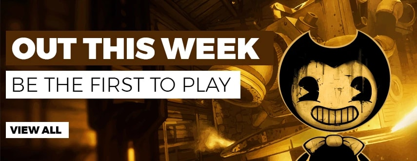 Games out this Week at GAME.co.uk