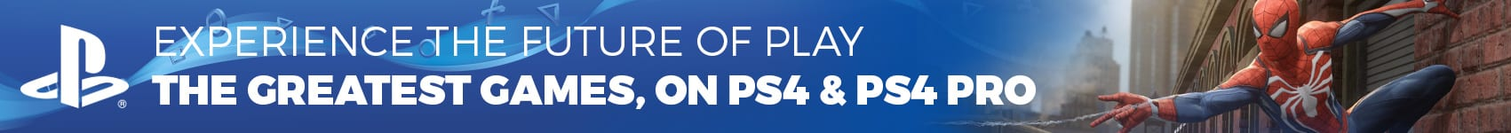 PlayStation 4 The greatest game on ps4 and ps4 pro