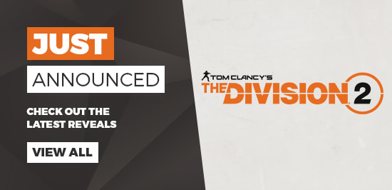 Check out the latest game announcements - Pre-order Now at GAME.co.uk
