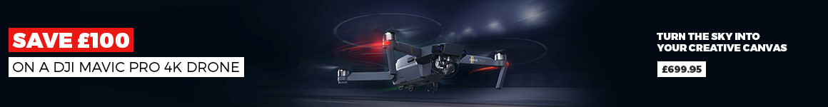 Mavic Drone Offer at GAME.co.uk