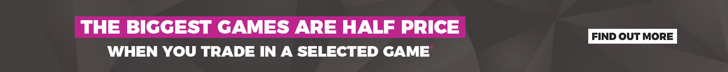 Half Price Games WYTI - PlayStation